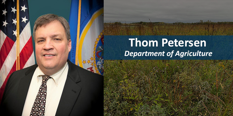 Thom Petersen, Department of Agriculture
