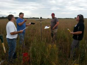 Wetland Delineation training