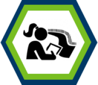 Icon for step 1 of the buffer compliance decision process